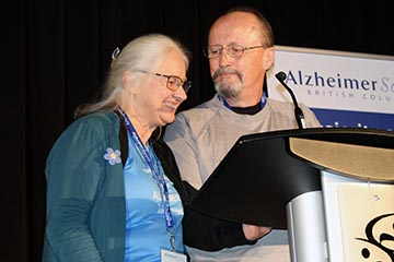 Geoff and Annemarie Travers