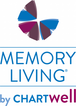 Memory living by Chartwell logo
