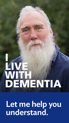 I live with dementia. Let me help you understand.