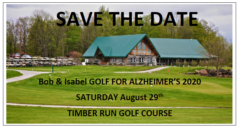Save the Date Golf Tournament