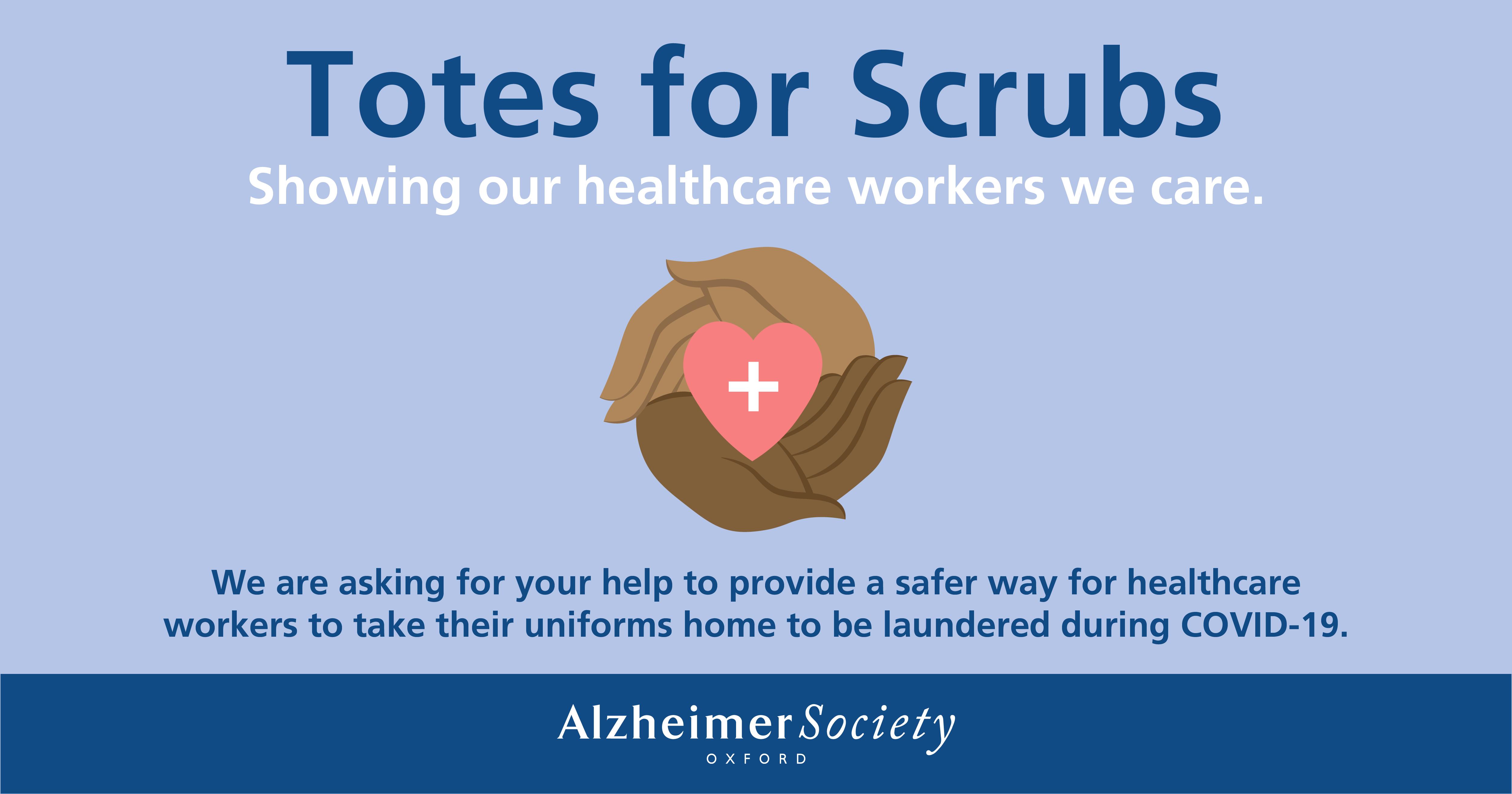 Totes for Scrubs