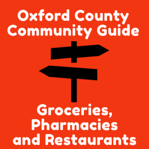 Oxford Community Guide