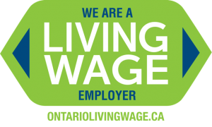 Ontario Living Wage Network certification