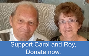 Support Carol and Roy